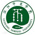 洛阳师范学院成教logo