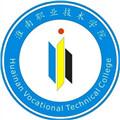 淮南职业技术学院成教logo