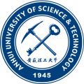 安徽理工大学成教logo