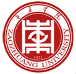枣庄学院成教logo